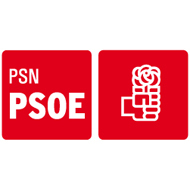 Logo - PSN-PSOE