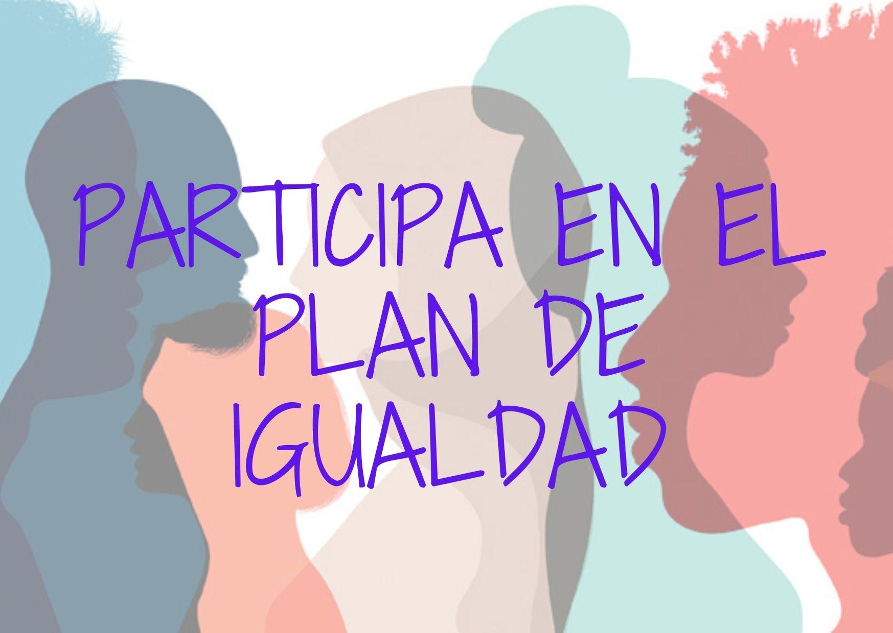 Participa en el Plan de Igualdad